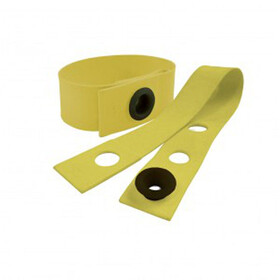 Cycloc Wrap Horlogebandje, yellow